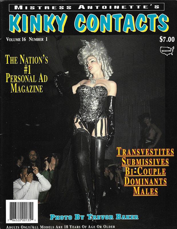 Kinky contacts