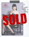 Ars Vivendi Nylons Stockings Dita Von Teese Edition Black Size 5 46-48