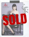 Ars Vivendi Nylons Stockings Dita Von Teese Edition Black Size 5 46-48